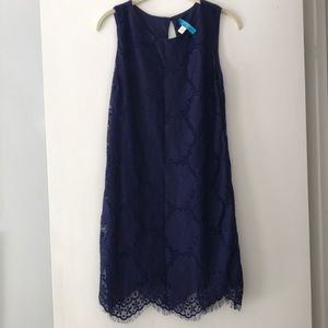 Francesca's Lace shift dress